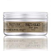 TIGI Bed Head B for Men Pure Texture Molding Paste - Моделирующая паста для волос 100 мл