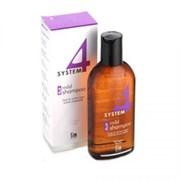 """Терапевтический Шампунь """"Sim Sensitive System 4 Therapeutic Climbazole Shampoo № 3"""" 215мл для профилактического применения для всех типов волос"""