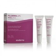Sesderma Fillderma Lips - Система для увеличения объема губ 10 + 10мл