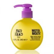 """Крем """"Tigi Bed Head Motor Mouth Mega Volumizer With Gloss Ulta"""" 240мл для укладки для объема и блеска"""