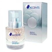 """Сыворотка """"Inspira Cosmetics inspira:absolue Magic Spheres VitaGlow C"""" 50мл интенсивного питания и защиты в магических сферах"""