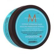 """Маска """"Moroccanoil Intense Hydrating Mask интенсивно увлажняющая"""" 500мл для поврежденных волос"""