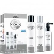 Nioxin System 1 Kit XXL - Ниоксин Набор (Система 1) 300 + 300 + 100мл