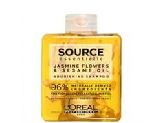 L'OREAL Professionnel SOURCE ESSENTIELLE Nourishing Shampoo - Шампунь питательный для сухих волос 300мл