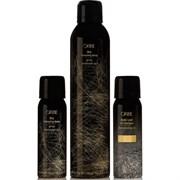 ORIBE Dry Styling Collection - Набор для стайлинга: Спрей для сухого дефинирования + Сухой шампунь для восстановления волос + Спрей для сухого дефинирования 300 + 62 + 75мл