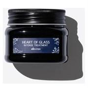 Davines Heart Of Glass Intense Treatment - Интенсивный уход для защиты и сияния блонд 150 мл