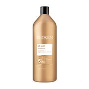 Redken All Soft Conditioner - Кондиционер с аргановым маслом для сухих и ломких волос 1000 мл